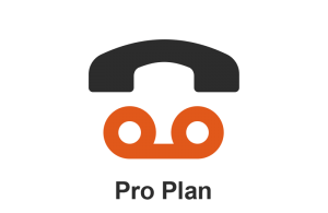 Ringless Messages - Pro Plan