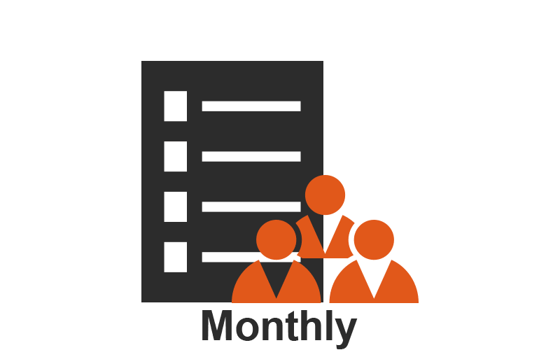 Sales Data Lists - Consumer Business Monthly
