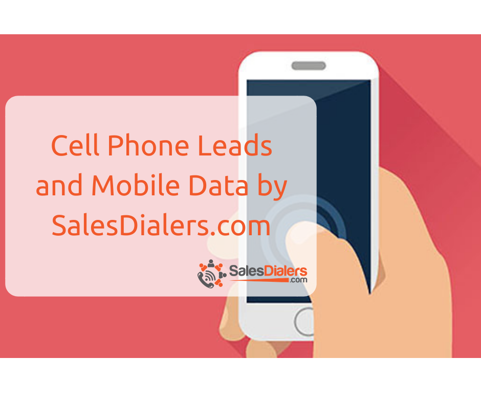 Cell Phone Leads by SalesDialers.com